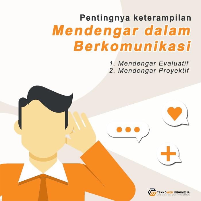 Pentingnya Jasa Desain: Pentingnya Keterampilan Mendengar Dalam Berkomunikasi
