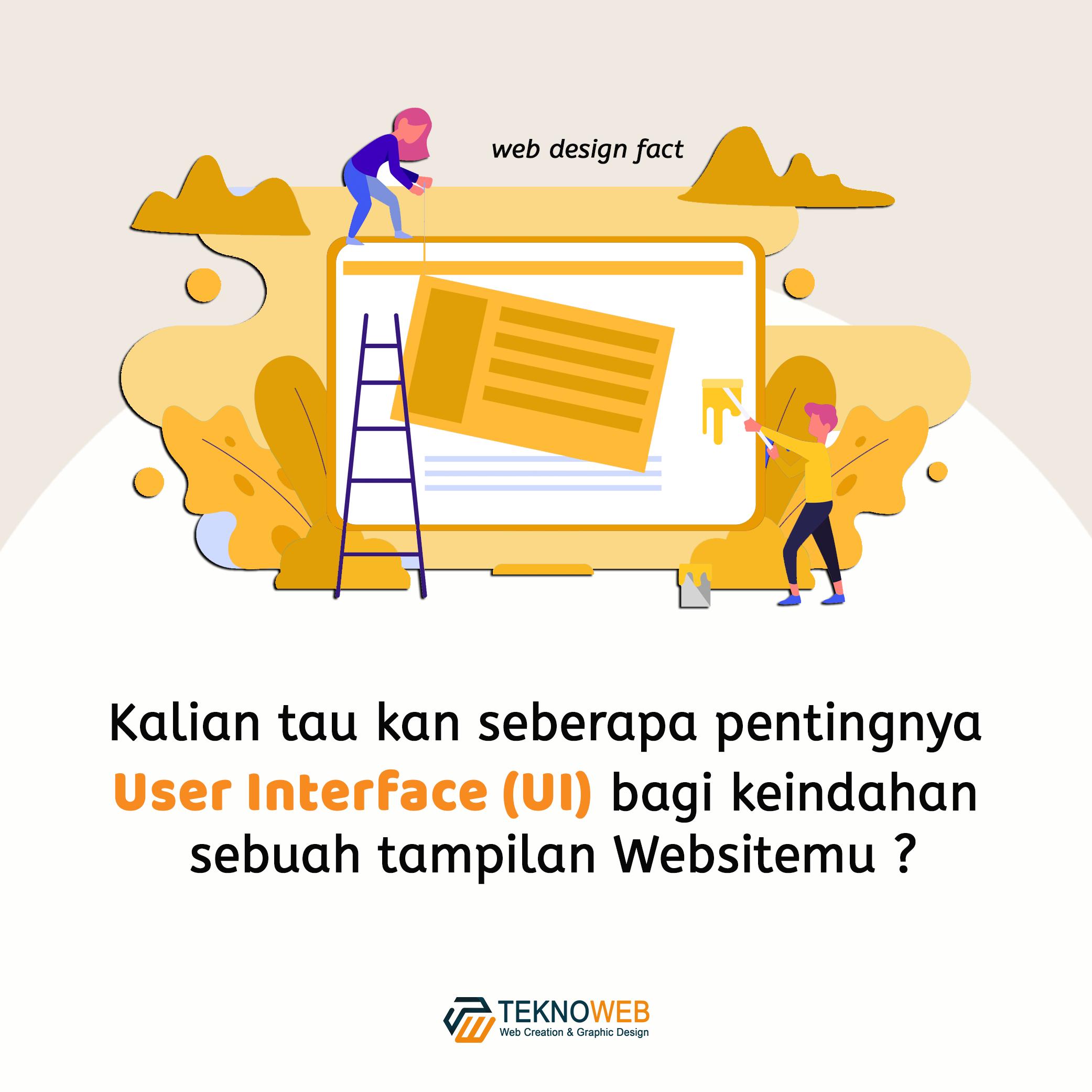 tips desain web profesional